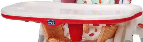 Polly Main Tray - Red